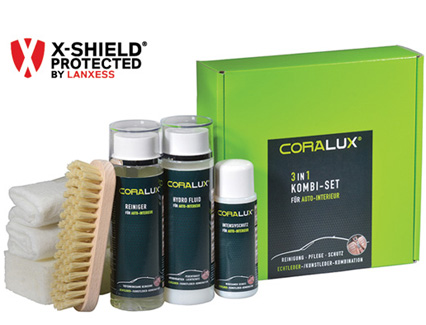 CORALUX® 3 in 1 Kombi-Set